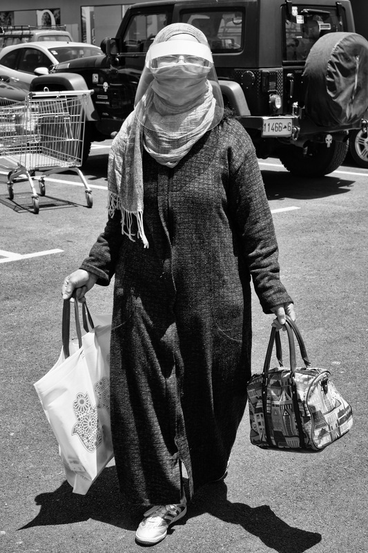 Einkaufsfahrt